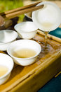 Tea ceremony Royalty Free Stock Images