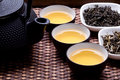 Tea ceremony chinese combination Stock Photography
