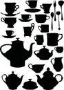 Tea and coffee dishware