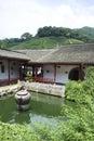 Tea house, China Stock Photos
