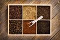 Tea mix. Royalty Free Stock Photo