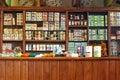 Tea shop Royalty Free Stock Photo