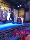 Tea show in Sichuan Opera