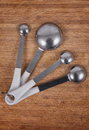 Tea spoons Royalty Free Stock Photo