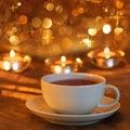 Tea Time To Christmas