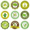 Tea Tree Emblem Set