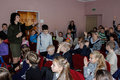 Teaching children the basics of fire safety in the gomel region of belarus ministry emergency situations republic Stock Photo