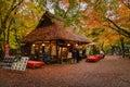 Teahouse at Nara Park, Japan Royalty Free Stock Photo