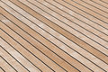 Teak deck Stock Photos