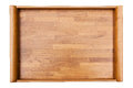 Teak Tray Stock Images