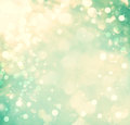 Teal abstract light background colored shiny and glitter Stock Images