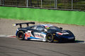 Team Black Bull Ecurie Ecosse McLaren 650S GT3 Royalty Free Stock Photo