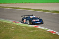Team Black Bull Ecurie Ecosse McLaren 650S GT3 Royalty Free Stock Photo