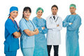 Team of health care workers Stock Photography