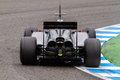 Team McLaren F1,  Kevin Magnussen, 2014 Royalty Free Stock Photo