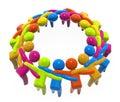 Tím jednota a spolupráce
