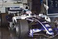 Team Williams F1, Narain Karthikeyan, 2006 Photo stock