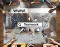 Teamwork Alliance Agreement Company Team Concept Royalty Free Stock Photo