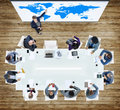 Teamwork team collaboration business people unity konzept Lizenzfreies Stockfoto