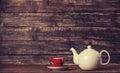 E tazza di tè