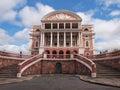 Teatro Amazonas Stock Images