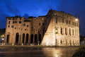 Teatro di marcello rome also called the small coliseum italy Royalty Free Stock Images