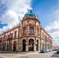 Teatro Macedonio Alcala - Oaxaca, Mexico Royalty Free Stock Photo