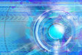 Techno abstract background Royalty Free Stock Photo