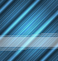 Techno abstract blue background, striped texture Royalty Free Stock Photo