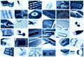 Royalty Free Stock Photos Technology collage
