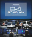 Technology Device Development Digital Concept