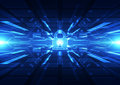 Technology futuristic digital. technology connection. technology security. abstract background. Vector Royalty Free Stock Photo