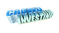 Technology internet investment opportunities Stock Photo