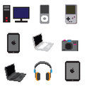 Technology Object Pixel