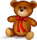 Teddy bear cartoon Stock Photo
