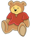 Teddy Bear plush Royalty Free Stock Image