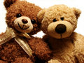 Teddy bears Royalty Free Stock Photography