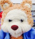 Teddy smile for a hug Royalty Free Stock Photography