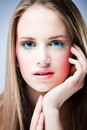 Teen beauty Stock Images