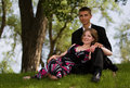 image photo : Teen couple