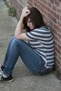 Teen Mental Health Royalty Free Stock Photo