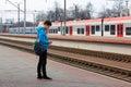 Teenage Boy Traveler