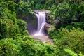 Tegenungan waterfall in bali 5 Royalty Free Stock Photo