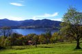 Tegernsee Germany Royalty Free Stock Photo
