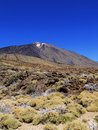Teide national park tenerife canary islands spain Stock Image