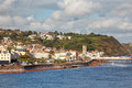 Teignmouth Devon England Royalty Free Stock Photos
