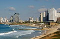 Tel-Aviv City Stock Photos