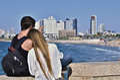 Tel Aviv Royalty Free Stock Photo