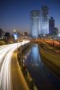 Tel Aviv. Royalty Free Stock Photo