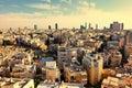 Tel Aviv view Royalty Free Stock Photo